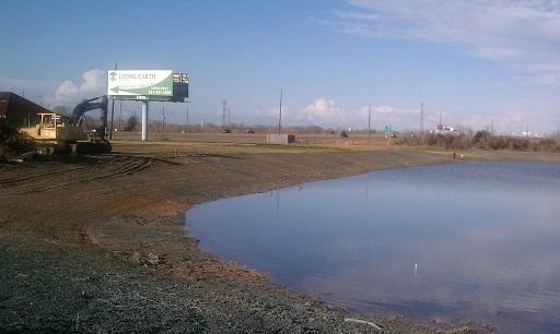 Retention Pond Contractor