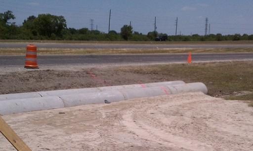 Storm Drainage Installation